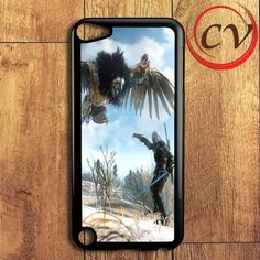 The Witcher Game iPod 5 Case