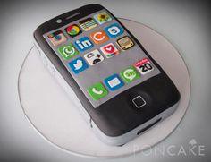 iPhone Cake - Torta de iPhone