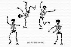 Skeleton Drawings, Skeleton Tattoos, Easy Drawings, Skeleton Dance, Funny Skeleton, Skeleton Art, Dance Humor, Funny Dance, Studio Apartments