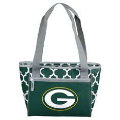 NFL Green Bay Packers 16-Can Soft-Sided Cooler Tote