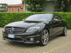 Mercedes-benz Cl 63 Amg CL 63 AMG 7G-TRONIC a 77.000 Euro | Coupe | 11.000 km | Benzina | 386 Kw (525 Cv) | 02/2008