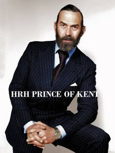 HRH Prince of Kent