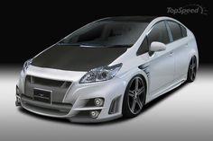 Toyota Prius Black Bison Edition by Wald International