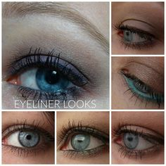 Eyeliner Looks | Beauty and m o r e | www.marislilly.de / a have a love for coloured liners