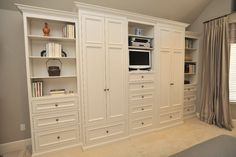 Bedroom wall storage cabinets - large and beautiful photos. Photo ...