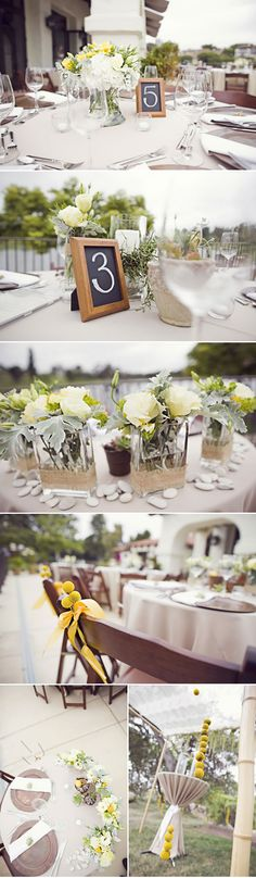 Green and Yellow Real Weddings 2, real weddings ideas and trends