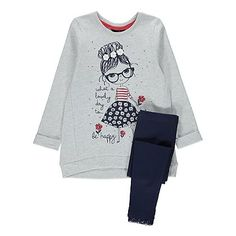 Jumper and Leggings Set | Kids | George at ASDA
