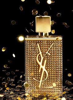 "YSL Perfume. ""Repinned by Keva xo""."