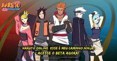 Naruto Online Oficial http://naruto.oasgames.com/pt/
