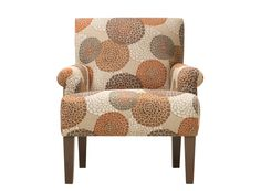 Mum Accent Chair | Perfect for an entryway or reading nook, this accent chair can make a beautiful addition to any home.