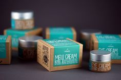 Branding, Graphic Design, Package Design, Cosmetic, Cosmel, Natural Organic Dermocosmetics