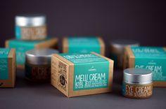 Branding, Graphic Design, Package Design, Cosmetic, Cosmel, Natural Organic Dermocosmetics