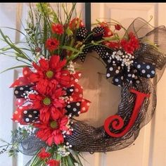 Spring Wreath Craft Ideas   personalized spring wreath