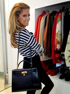 Sylvie van der Vaart- Fashion