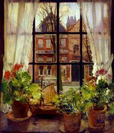 Impressioni Artistiche : ~ Fernand Toussaint ~ Belgian artist 1873-1956
