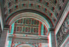 Arc de Triomphe Paris 3D