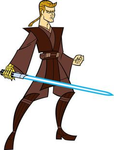 Cartoon Network Clone Wars: Anakin Skywalker