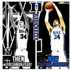 Ryan Kelly - Senior Night at Duke 3-5-2013 Duke Basketball