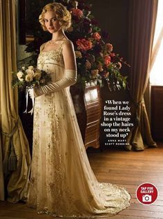 Lady Rose - Wedding Gown - season five