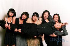 Photobooth pose - Personalities! - Example #2