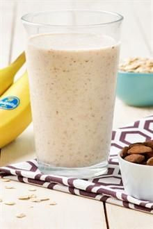Chiquita Banana Oatmeal Smoothie