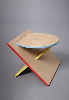 Bauhaus Stool on Behance