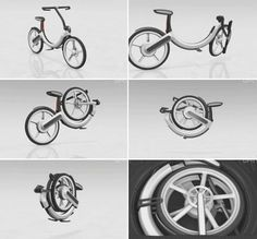 vw bik.e » this electric bike fits where a spare tire would go.  i. so. want. this.   that is all.