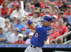 Last week, Keith Hernandez suggested the Mets try Michael Conforto at first base. The outfielder is open to the idea.