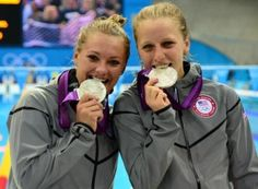 Tri Delta sister Abby Johnston won silver in 2012... will this year be the year of the gold? #tridelta #Olympics