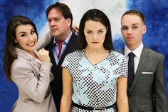Agrippina - Anna Devin (Poppea), Alan Ewing (Claudio), Máire Flavin (Agrippina), Padraic Rowan (Lesbo) - #IYOAgrippina