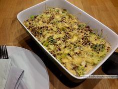 Deze smakelijke broccoli prei ovenschotel kan uitstekend vooraf gemaakt worden. Makkelijk voor drukke doordeweekse dagen of als je bezoek krijgt.