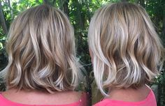 Blond Bob, Highlights, Long Hair Styles, Beauty, Long Hairstyle, Luminizer, Long Haircuts, Hair Highlights, Long Hair Cuts