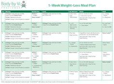 Your Visalus meal plan  http://choosesucces.bodybyvi.com/