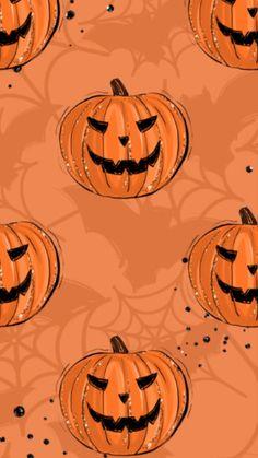 October Wallpaper, Cute Fall Wallpaper, Iphone Wallpaper Fall, Holiday Wallpaper, Halloween Wallpaper Iphone, Iphone Background Wallpaper, Halloween Backgrounds, Aesthetic Iphone Wallpaper, Screen Wallpaper