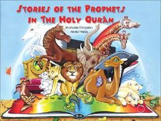 Stories of the Prophets in the Holy Qu'ran - Islam Books