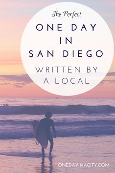 Headed to San Diego? Don't miss its best attractions. From the beach to beer and museums to tacos, San Diego has an incredible array of things to do and experience. Here is an in-depth guide complete with a perfect one day in San Diego itinerary, written by a local.