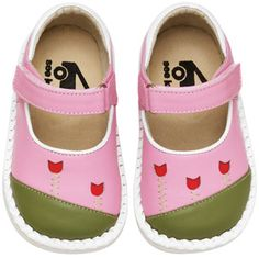See Kai Run Piper Jane Girls Toddler Mary Janes from seekairun.com - cool baby shoes, toddler shoes, kids shoes and baby booties.
