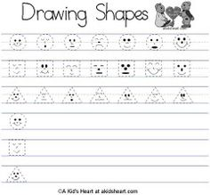 free printable worksheets for toddlers yahoo image search results - Kindergarten Activity Sheets Free