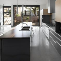 1000 images about Modern galley kitchen on Pinterest