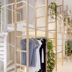 Filling Station Motel Garage and Concept store by Visual Display, Udine – Italy Italy Map, Italy Travel, Italy Restaurant, Italy Architecture, Italy Outfits, Modular Shelving, Shops, Filling Station, Wooden Ladder