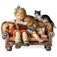MI Hummel Story Time Hummel Figurine 2261..sale price..$900.00