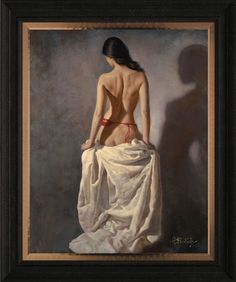 Inamorata by Hamish Blakely Available from Westover Gallery £775