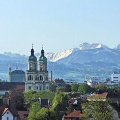 Opa's hometown, Kempten, in the Algovia region of Bavaria