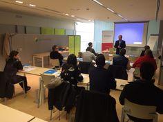 Master Class de Fundesem en PBC Coworking gracias a Jovempa Vinalopó, con Jose Santacruz #marketing #Petrer #Elda