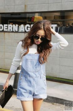 awesome Overalls Are Fun by http://www.globalfashionista.xyz/k-fashion/overalls-are-fun/