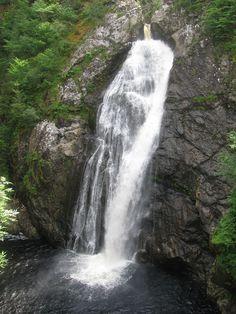 Falls of Foyers - Wikipedia
