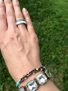 Beautiful jewelry. #love #fashion #quality #bling #sparkle #chloeandisabel Find it www.chloeandisabel.com/boutique/anitabeganovic