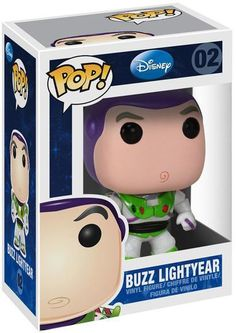 Funko Pop! Disney - Buzz Lightyear