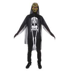 Acquista meglio 1 # Halloween Costume Scary Maschile Skeleton Ghost Clothes Festival in vendita, grandi sconti ti aspettano -Tomtop.com