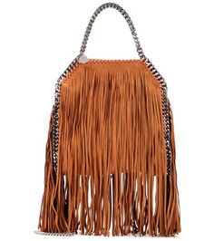 39fbf832f24f Stella McCartney - Falabella Small fringed shoulder bag - mytheresa.com  Mini Handbags